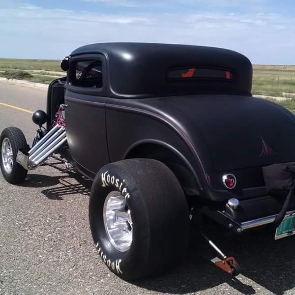 1932 Ford Hot Rod Drag Coupe Altered Classic Ford Other