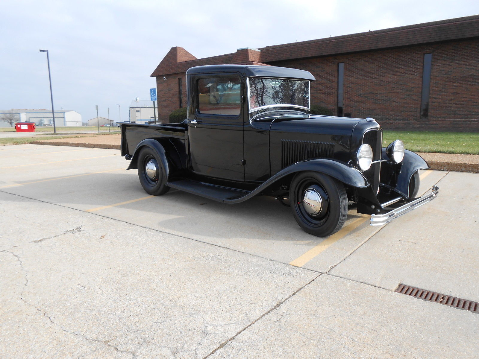 1932 Ford Pickup, Hotrod, SCTA - Classic Ford Other 1932 for sale