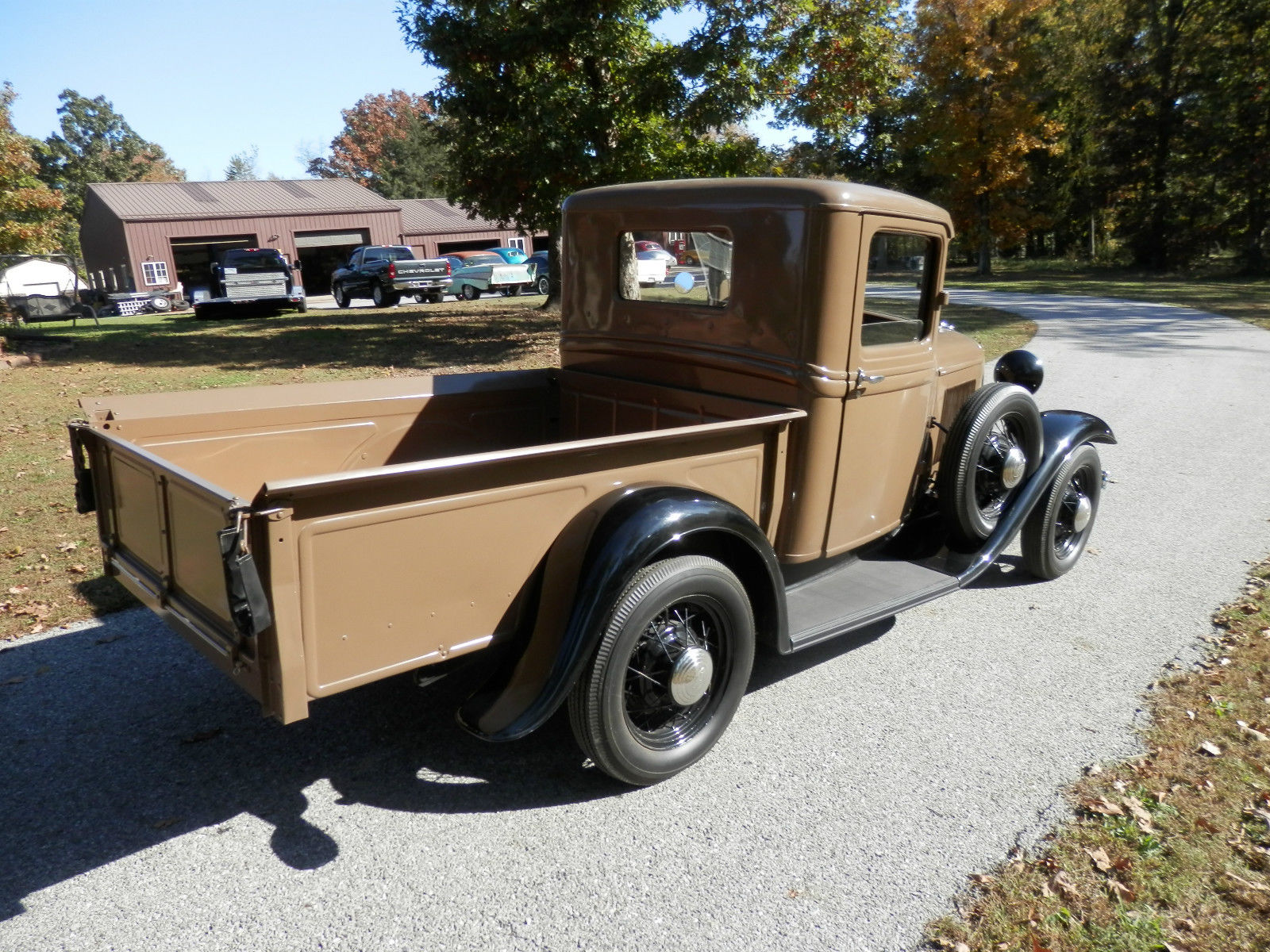 1932 Ford Pickup Restored Custom Classic Street Rod Hot