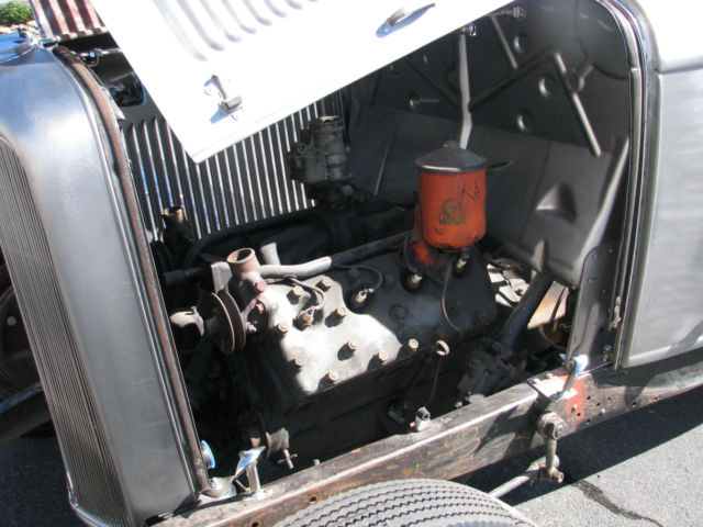 Ford Roadster Project Original Chassis Brookville Body Wtitle