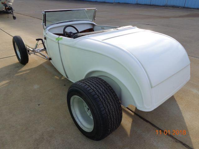 1932 Ford Speedway Motors Lowboy Roadster Project Roller