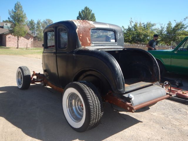 1932 ford steel 5 window coupe old hot rod project car for 1933 chevy 5 window coupe