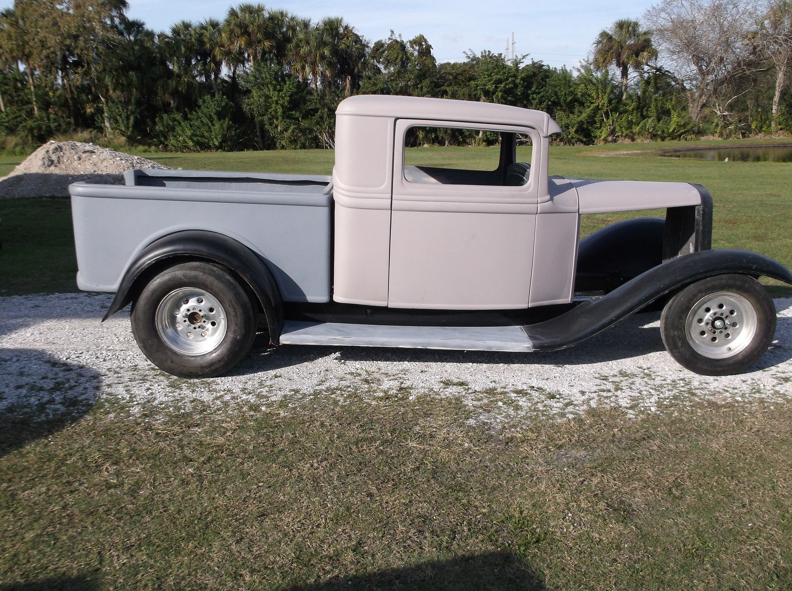 1932 FORD STRETCHED CHOPPED PICK UP PROJECT - Classic Ford Other ...