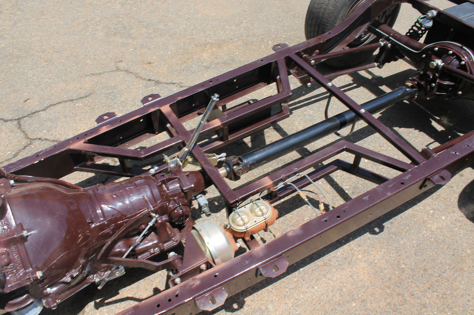 1932 hot rod rolling chassis street rod - Classic Other ...