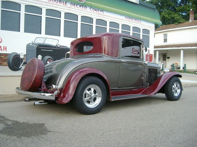 1932 plymouth 3 window coupe all steel classic
