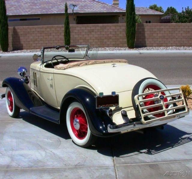 File:1933 Chevrolet Master de Luxe Cabriolet, Owner Ivar Sunde MG ...