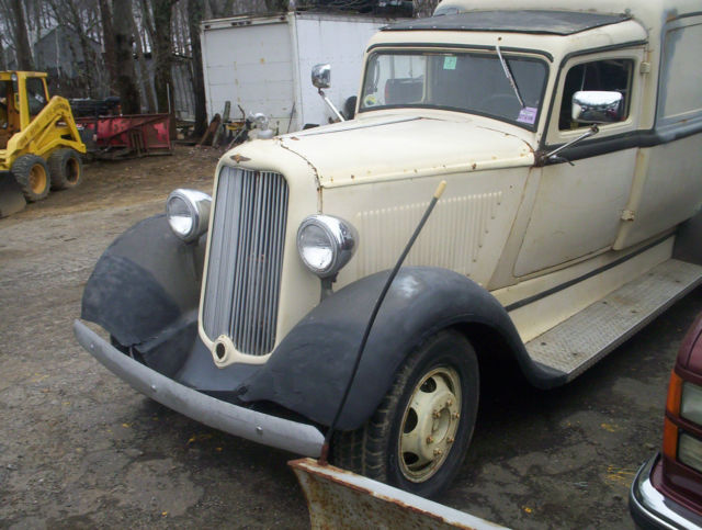 Old Chevy Cars >> 1933 Dodge Humpback panel truck street rod patina hot rd ...
