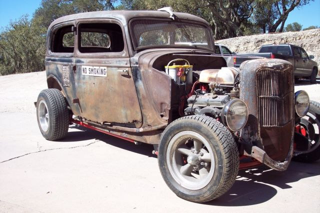 1933 ford 2 door sedan rat rod custom 32 ford classic for 1933 ford 4 door sedan