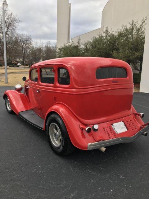 1933 ford 4 door sedan street rod rat rod allsteel car for 1933 ford 4 door sedan