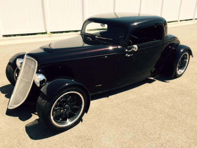 1933 ford coupe kit car factory five classic ford other 1933 for sale. Black Bedroom Furniture Sets. Home Design Ideas