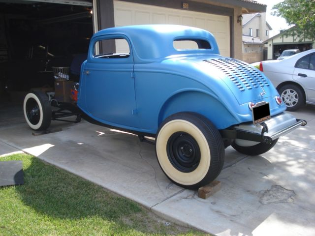 1933 ford original henry steel body 3 window coupe for 1933 3 window coupe for sale