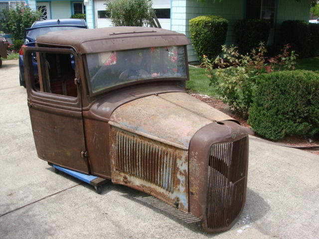 1933 Ford Pickup Rat Hot Rod Not 1932 Project 33 Classic