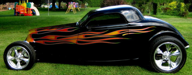 1933 Ford Speedstar Rats Glass Body,Custom Built Street ...