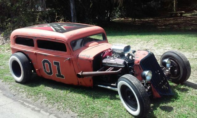 1933 Plymouth Rat Rod Classic Other Makes Sedan 1933 For