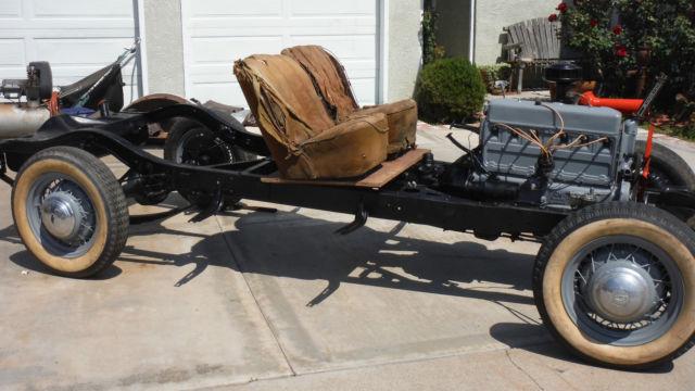 1934 , 33 /35 Chevrolet Sedan Delivery Master All steel