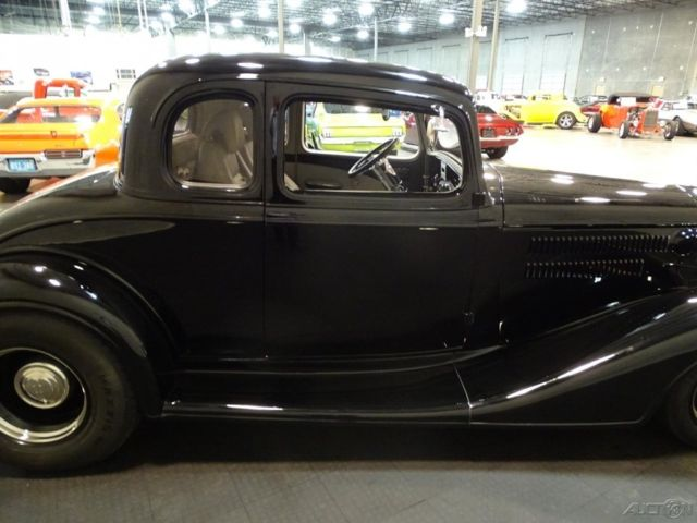 1934 5 window coupe used automatic classic chevrolet for 1934 chevrolet 5 window coupe