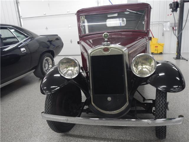 1934 american motors austin bantam 2421 miles maroon 3 for American classic motors for sale