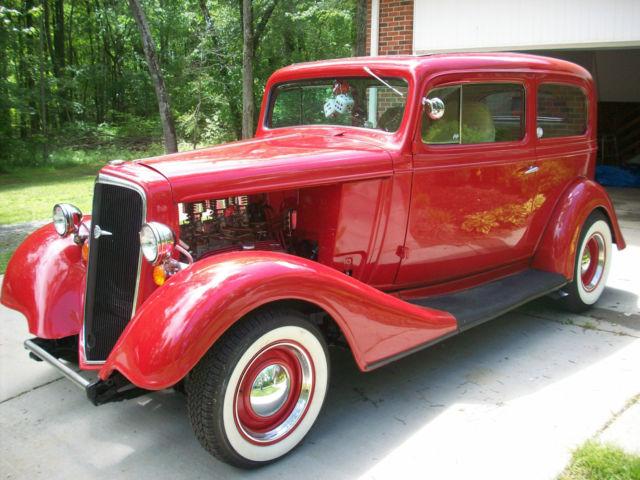 1934 chevrolet 2 door sedan coupe streetrod classic for 1934 chevrolet 2 door sedan