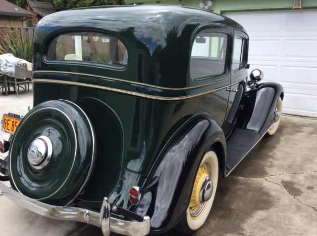 1934 Chevrolet Master 2dr Original - Classic Chevrolet Other