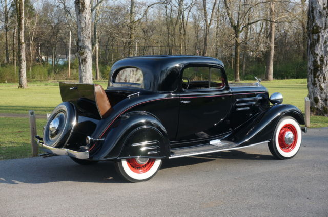1934 chevrolet master 3 window coupe all steel original for 1934 chevrolet 5 window coupe