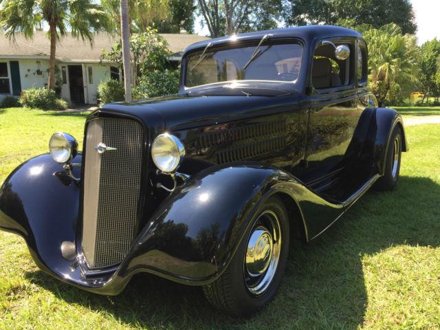 1934 Chevrolet Master 5 Window Coupe, Street Rod, 383 Stroker engine