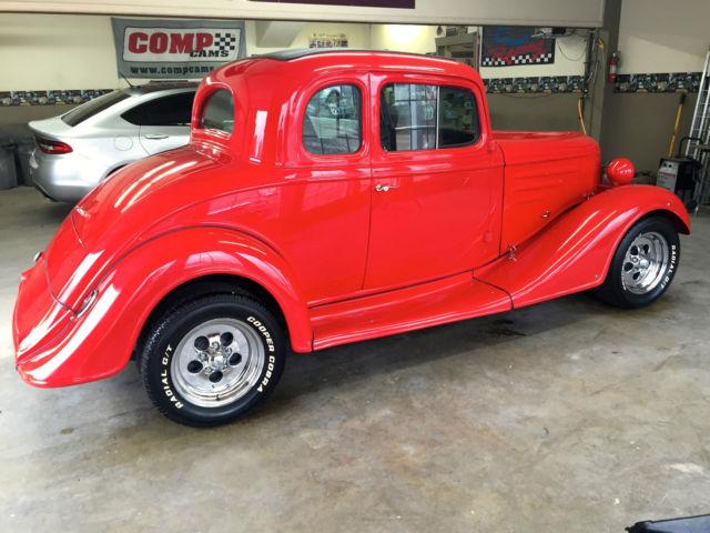 1934 chevrolet master 5 window coupe street rod steel for 1934 chevrolet 5 window coupe