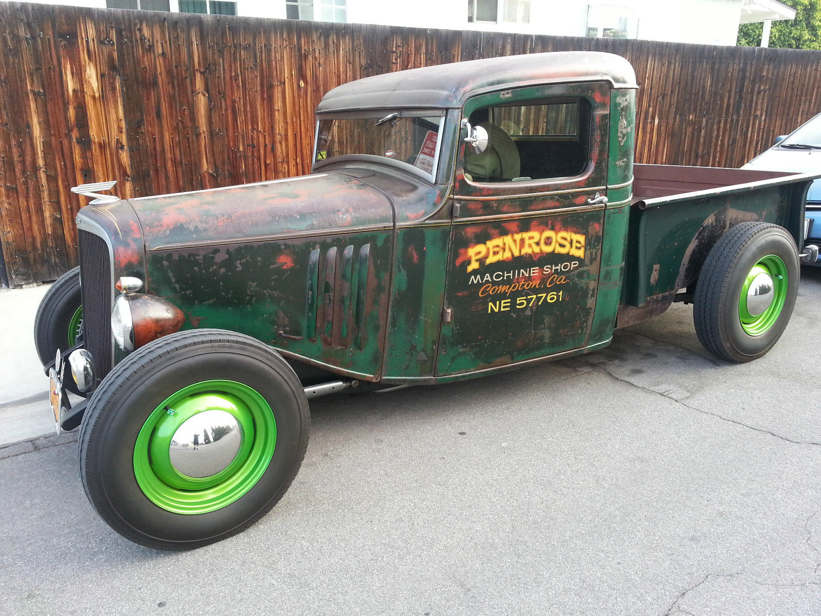 1934 Chevrolet Truck Retro Rod Rat 355 Sbc Engine Fresh Street Wiring Harness For Ls1 Other Pickups Depot Hack