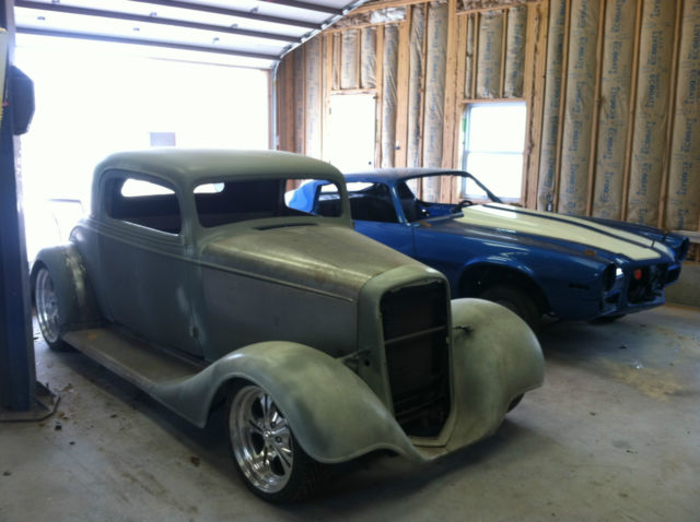 34 Chevy Coupe Kit Car
