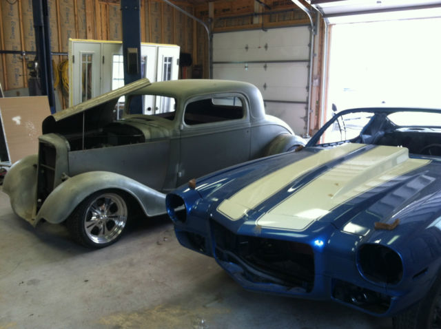 1934 chevy 3 window coupe steel hot rod classic for 1934 3 window coupe for sale