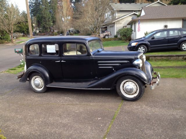 1934 Chevy Master - Barn Find - Classic Chevrolet Master 1934 for sale