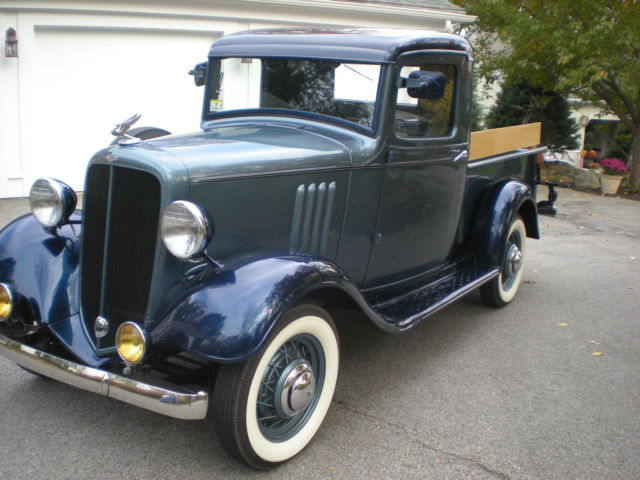 Chevy Pickup Mint Condition No Reserve