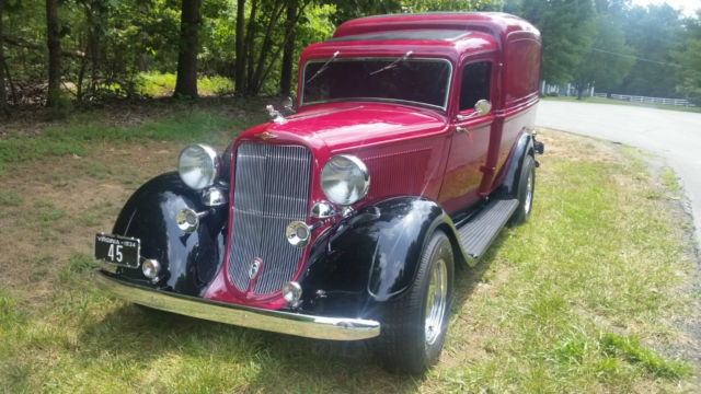1934 dodge panel truck humpback classic dodge other 1934 for sale. Black Bedroom Furniture Sets. Home Design Ideas
