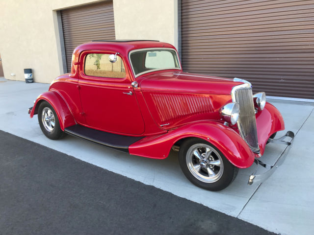 1934 ford 3 window coupe 1933 1932 hot rod street rod 32 33 34 classic ford 3 window coupe. Black Bedroom Furniture Sets. Home Design Ideas