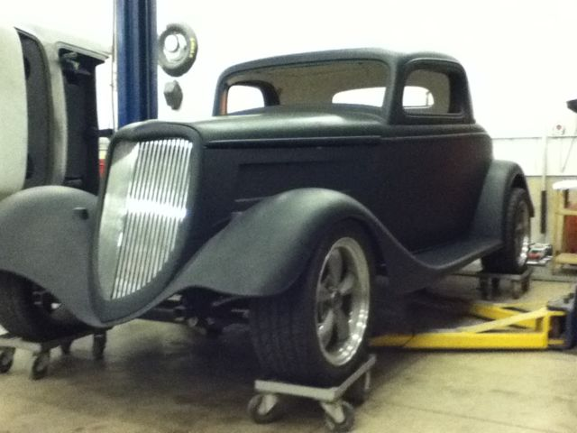 1934 ford 3 window coupe hot rod rat rod coupe street rod for 1934 ford 3 window coupe project for sale