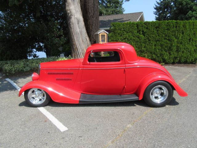 1934 ford 3 window coupe original henry ford steel body for 1934 ford 3 window coupe body for sale
