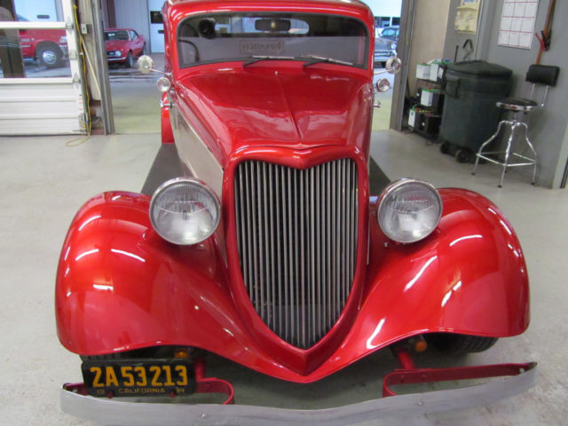 1934 ford 3 window coupe other classic ford other 1934 for 1934 ford 3 window coupe for sale