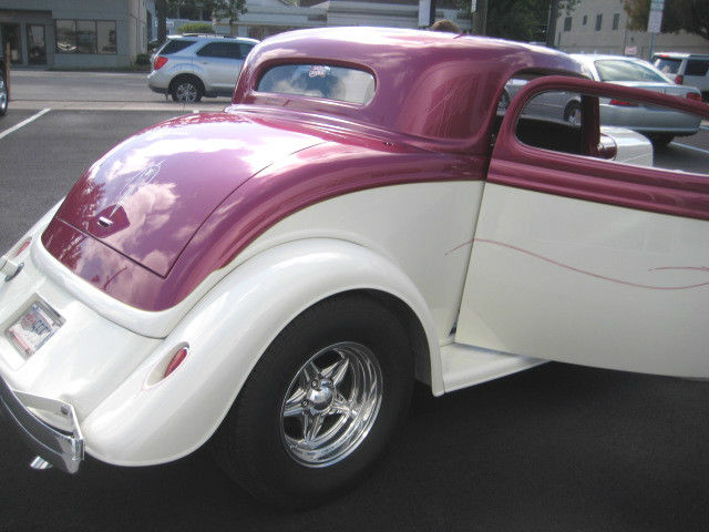 1934 ford 3 window coupe outlaw body frame 5 0 fuel for 1934 ford 3 window coupe body for sale