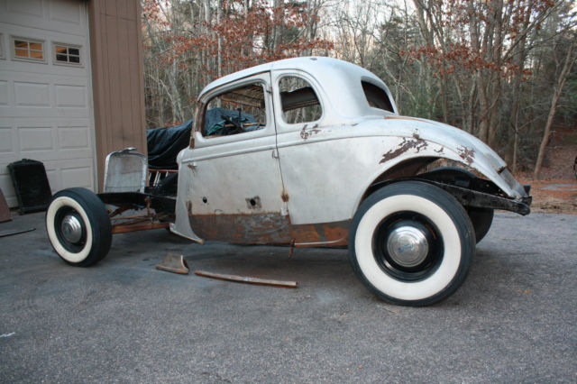 1934 ford 5 window coupe project hot rod street rod not for 1934 ford 3 window coupe project for sale