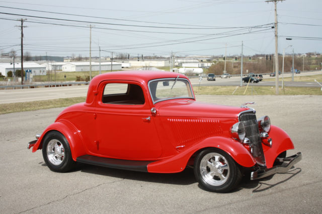 1934 ford all steel 3 window coupe classic ford other for 1934 three window coupe