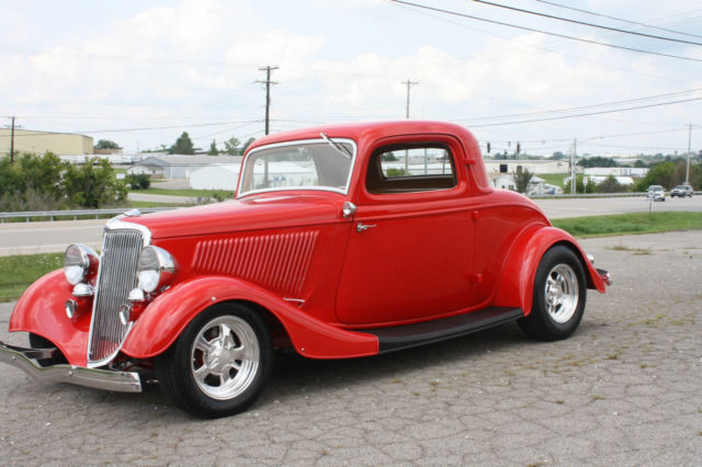 1934 ford all steel 3 window coupe classic ford other for 1934 3 window ford coupe