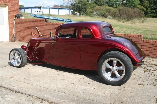1934 ford henry steel 5 window coupe all ford street rod for 1934 ford coupe 5 window