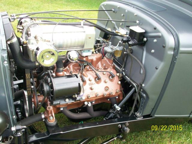 1934 FORD HI BOY PICKUP TRUCK FLATHEAD HOTROD V8 VERY RARE LATHAM