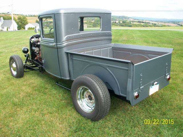 1934 FORD HI BOY PICKUP TRUCK FLATHEAD HOTROD V8 VERY RARE