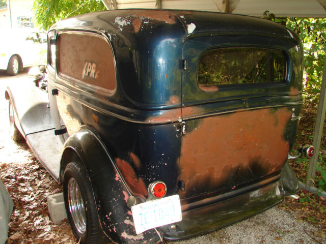 1934 Ford Sedan Delivery 80 S Hot Rod Street Rod Survivor