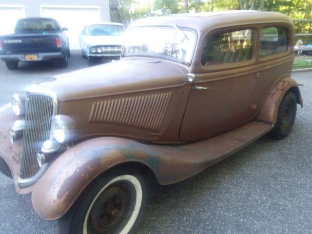 V8 & ford clyde bonnie 1934 Musicars: Bonnie