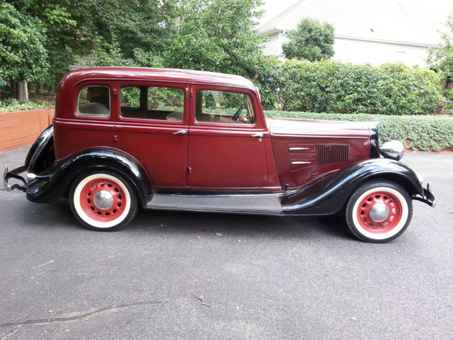 1934 plymouth 4 door sedan classic plymouth other 1934 for 1934 plymouth 2 door sedan