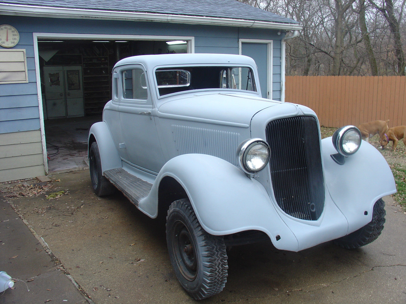 1934 Plymouth Pg Coupe Classic Plymouth Other 1934 For Sale