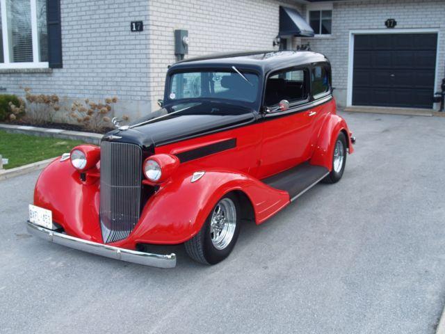 1934 pontiac 2 door sedan hotrod 350 chevy custom 1932 for 1934 chevrolet 2 door sedan