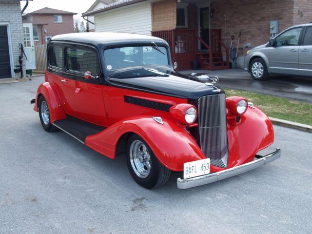 1934 pontiac 2 door sedan hotrod 350 chevy custom 1932 for 1932 chevrolet 2 door sedan