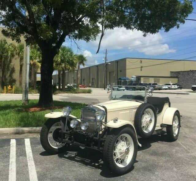 1934 Replica/kit Frazer Nash Oldtimer Speedster Roadster